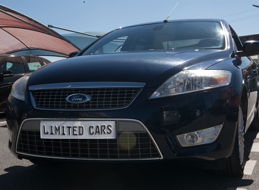FORD MONDEO '12
