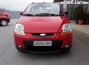 Chevrolet-matiz--limited-cars
