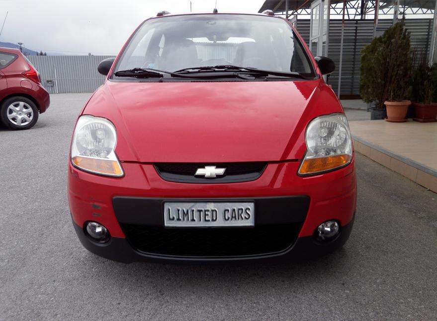 Chevrolet-matiz--limited-cars