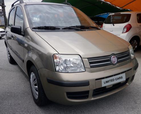FIAT PANDA '08
