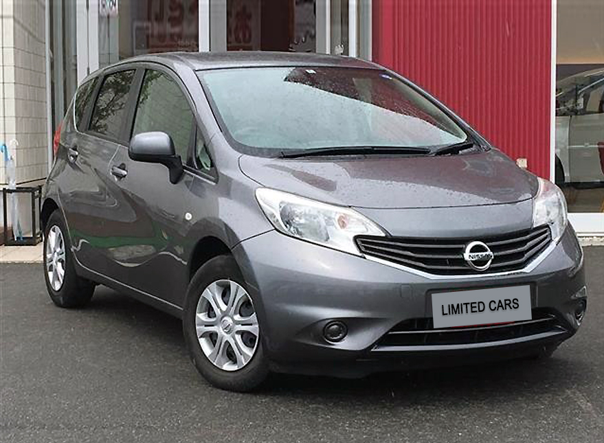 NISSAN NOTE '14
